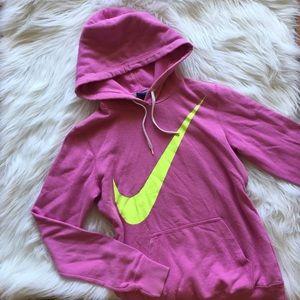 Nike Pink Hoodie💞